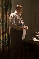 STAN &amp; OLLIE (2018)<br /> John C. Reilly as Oliver Hardy<br /> *Filmstill - Editorial Use Only*<br /> CAP/FB<br /> Image supplied by Capital Pictures