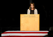 Boston, MA - August 28, 2009 -- Caroline Kennedy speaks during the Celebration of Life Memorial Service for Senator Edward Kennedy at the John F. Kennedy Library in Boston, Massachusetts, USA 28 August 2009.  Senator Edward Kennedy, 77, died 25 August 2009 after a 14-month battle with brain cancer..Credit: CJ  Gunther - Pool via CNP