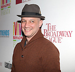 Lou Moreno attending The Broadway League and Latin Trends first official VIVA Broadway community event, VIVA Broadway Fiesta, a pre-theatre party at the legendary Copacabana  in association with Broadway Week   in New York City on 1/29/2013