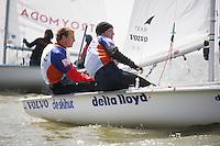 Delta Lloyd Regatta 2008 - Laser