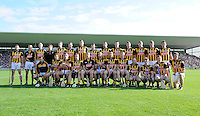 28th June 2014; The Kilkenny team. GAA Hurling Senior Championship Semi-Final replay Kilkenny v Galway, O'Connor Park, Tullamore. Picture credit: Tommy Grealy/actionshots.ie.