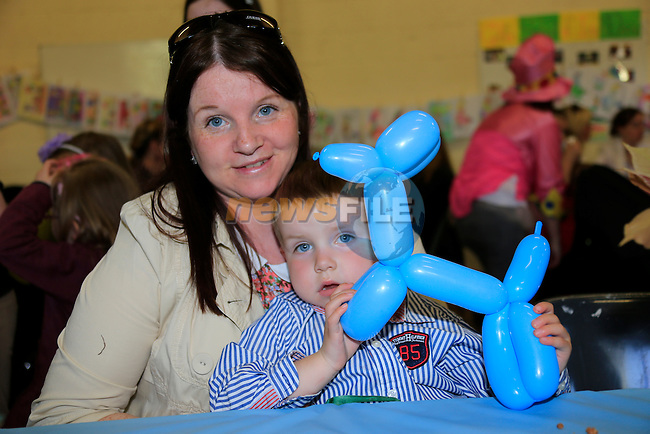 Pauline and David McKeever at the Mad hatters Tea Party in Collon in aid of a chance for Alice.<br /> Picture: www.newsfile.ie