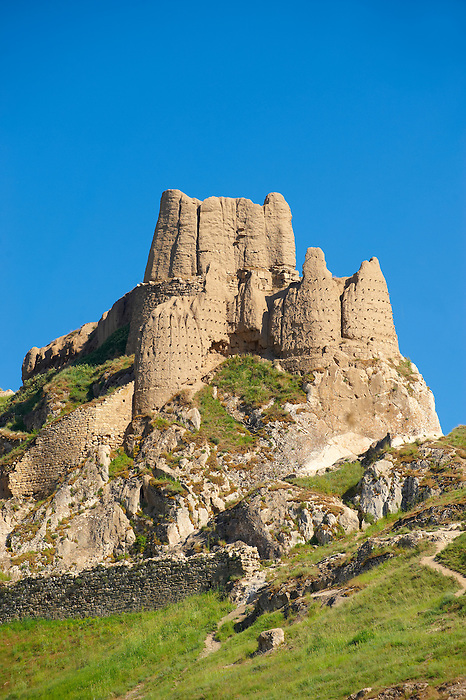 The ancient Uratian iron age fortress of Van, Van, Turkey 2