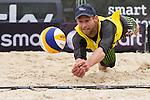 09.05.2015, Muenster, Schlossplatz<br /> smart beach tour, Supercup MŸnster / Muenster, Hauptfeld<br /> <br /> Abwehr Thomas Kršger / Kroeger<br /> <br />   Foto &copy; nordphoto / Kurth
