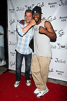 Tom Murro and Eric Kelly attend Inked Magazine release party celebrating August issue, New York. July 17, 2012 &copy; Diego Corredor/MediaPunch Inc. /NortePhoto.com<br />