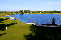 General View of 10th hole during the first round of the Lyoness Open powered by Organic+ played at Diamond Country Club, Atzenbrugg, Austria. 8-11 June 2017.<br /> 08/06/2017.<br /> Picture: Golffile | Phil Inglis<br /> <br /> <br /> All photo usage must carry mandatory copyright credit (&copy; Golffile | Phil Inglis)