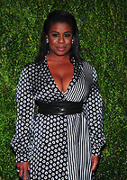NEW YORK, NY - November 5: Uza Aduba attends FDA / Vogue Fashion Fund 15th Anniversary event at Brooklyn Navy Yard on November 5, 2018 in Brooklyn, New York <br /> CAP/MPI/PAL<br /> &copy;PAL/MPI/Capital Pictures