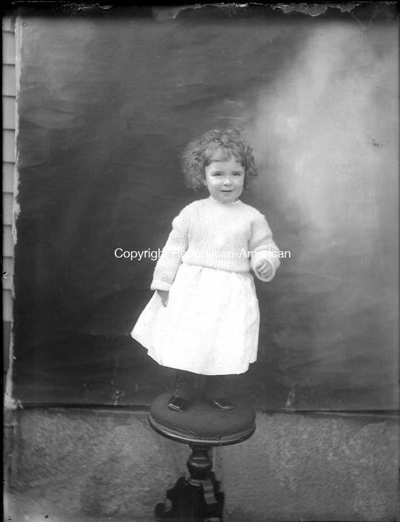 Frederick Stone negative. Unidentified undated individual.