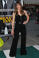 """WESTWOOD, LOS ANGELES, CA, USA - APRIL 07: Actress Jennifer Garner arrives at the Los Angeles Premiere Of Summit Entertainment's """"Draft Day"""" held at the Regency Bruin Theatre on April 7, 2014 in Westwood, Los Angeles, California, United States. (Photo by Xavier Collin/Celebrity Monitor)"""