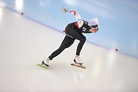 SPEEDSKATING: SOCHI: Adler Arena, 24-03-2013, Essent ISU World Championship Single Distances, Day 4, 500m Men, Tucker Fredricks (USA), © Martin de Jong