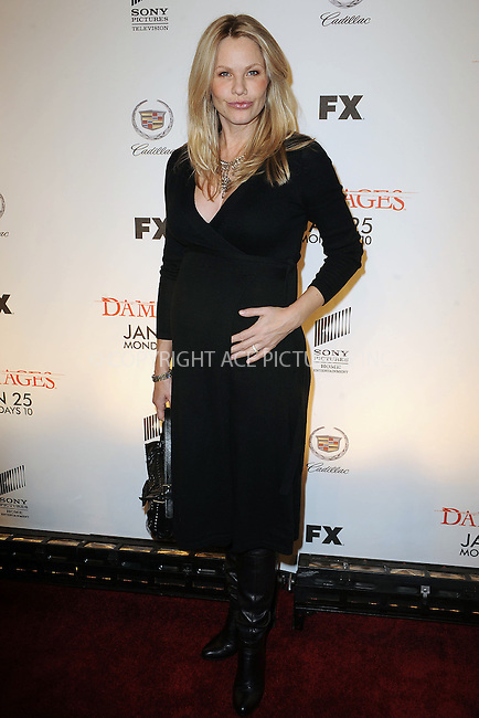 WWW.ACEPIXS.COM . . . . . ....January 19 2010, New York City....Actress Andrea Roth arriving at the Season 3 premiere of 'Damages' at the AXA Equitable Center on January 19, 2010 in New York City.....Please byline: KRISTIN CALLAHAN - ACEPIXS.COM.. . . . . . ..Ace Pictures, Inc:  ..tel: (212) 243 8787 or (646) 769 0430..e-mail: info@acepixs.com..web: http://www.acepixs.com