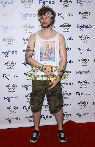27 March 2014 - Las Vegas, Nevada - Jay McGuiness. The Wanted at Rehab at Hard Rock Hotel and Casino. <br /> CAP/ADM/MJT<br /> &copy; MJT/AdMedia/Capital Pictures