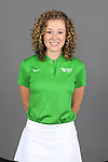 DENTON, TX - AUGUST 24: Mean Green Women's Golf Headshots and team photo at University of North Texas Student Union in Denton on August 24, 2018 in Denton, Texas. (Photo by Rick Yeatts Photography/Colin Mitchell )
