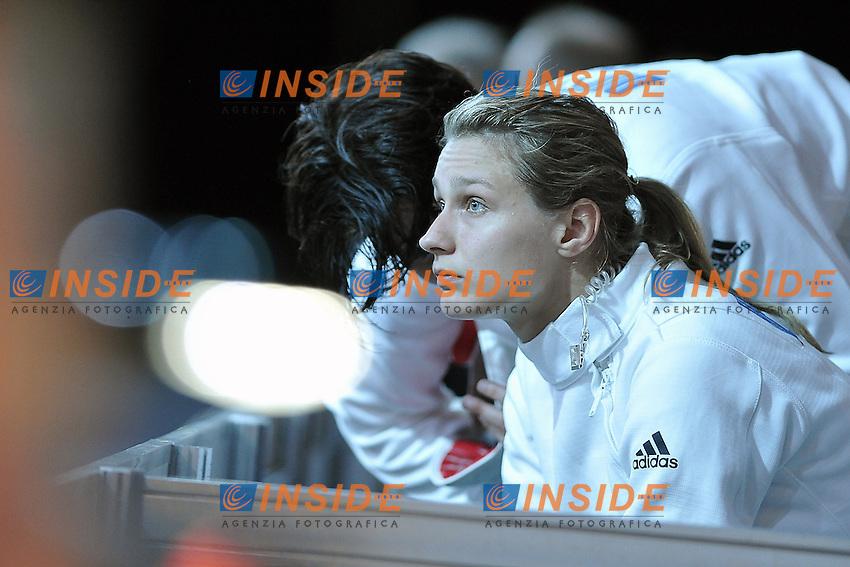 HEIDEMANN Britta (GER).Londra 04082012.Women EPEE Team.Olympic Games London 2012.Olimpiadi Londra 2012.Foto Giovanni Minozzi / INSIDEFOTO