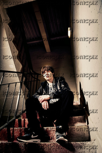 JAKE BUGG - photosession in Paris France - 28 Oct 2013.  Photo credit: Carole Epinette/Dalle/IconicPix **UK ONLY**