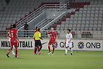 Lekhwiya vs Bunyodkor during the 2015 AFC Champions League Group A match on April 08, 2015 at the Abdullah Bin Khalifa Stadium in Doha, Qatar. Photo by Adnan Hajj / World Sport Group