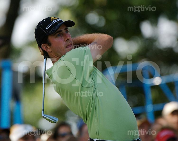 Geoff OGILVY (AUSTRALIA) 1.Runde, 88th PGA Championship Golf, Medinah Country Club, IL, USA