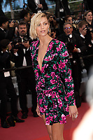 CANNES, FRANCE - MAY 13: Anja Rubik attends the screening of 'Sink Or Swim (Le Grand Bain)' during the 71st annual Cannes Film Festival at Palais des Festivals on May 13, 2018 in Cannes, France.<br /> Picture: Kristina Afanasyeva/Featureflash/SilverHub 0208 004 5359 sales@silverhubmedia.com