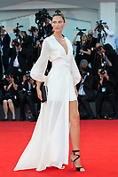 Bianca Balti at the Downsizing premiere and Opening Ceremony, 74th Venice Film Festival in Italy on 30 August 2017.<br /> <br /> Photo: Kristina Afanasyeva/Featureflash/SilverHub<br /> 0208 004 5359<br /> sales@silverhubmedia.com