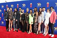 LOS ANGELES - JUN 15:  Vanderpump Rules Cast at the 2019 MTV Movie & TV Awards at the Barker Hanger on June 15, 2019 in Santa Monica, CA