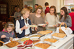 Thanksgiving at Bud and Bobbie Tumlinson, Thursday Nov. 27, 2014  in West Point , Ms. Photo by Mark Mahan