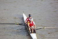 Crew: 41  Wallingford Rowing Club - Op 2- Intermediate<br /> <br /> Pairs Head 2019<br /> <br /> To purchase this photo, or to see pricing information for Prints and Downloads, click the blue 'Add to Cart' button at the top-right of the page.