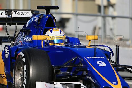 04.03.2016. Circuit de Barcelona Catalunya, Barcelona, Spain, Formula 1  Test 2 Day 4.  Sauber F1 Team C35 – Marcus Ericsson