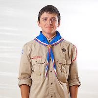 Scout from Czech Republic.