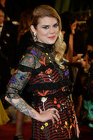 Beatrice Martin, Coeur de Pirate attend the 'It's Only The End Of The World (Juste La Fin Du Monde)' Premiere during the 69th annual Cannes Film Festival at the Palais des Festivals on May 19, 2016 in Cannes