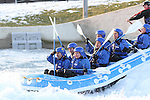 White Water Rafting Lea Valley Park Saturday 11 February 2012