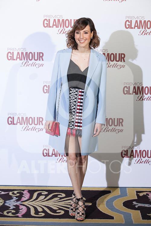 Natalia de Molina attends 2016 Glamour Belleza Awards en Madrid, Spain. February 04, 2016. (ALTERPHOTOS/Victor Blanco)
