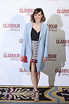 Natalia de Molina attends 2016 Glamour Belleza Awards en Madrid, Spain. February 04, 2016. (ALTERPHOTOS/Victor Blanco)