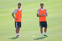 Isco, during Real Madrid´s first training session of 2013-14 seson. July 15, 2013. (ALTERPHOTOS/Victor Blanco) ©NortePhoto