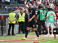 Neuzugang Bas Dost (Eintracht Frankfurt) - 01.09.2019: Eintracht Frankfurt vs. Fortuna Düsseldorf, Commerzbank Arena, 3. Spieltag<br /> DISCLAIMER: DFL regulations prohibit any use of photographs as image sequences and/or quasi-video.