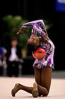 Photo by John Cheng - VISA Championships 2007 in San Jose, CA.RhythmicsRosemond