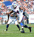 Buffalo Bills Mario Williams (94) during a game against the Chicago Bears on September 7, 2014 at Soldier Field in Chicago, IL. The Bills beat the Bears 23-20.