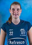 UTRECHT - keeper Inge Dijkstra (Kampong)   Kampong Dames I, seizoen 2019/2020. COPYRIGHT KOEN SUYK