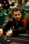 Team Captain and Pokerstars Team Pro Juan Manuel Pastor