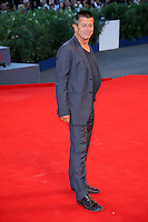Emmanuel Carrere attends the red carpet for the premiere of the movie 'Remember' during the 72nd Venice Film Festival at the Palazzo Del Cinema in Venice, Italy, September 10, 2015.<br /> UPDATE IMAGES PRESS/Stephen Richie