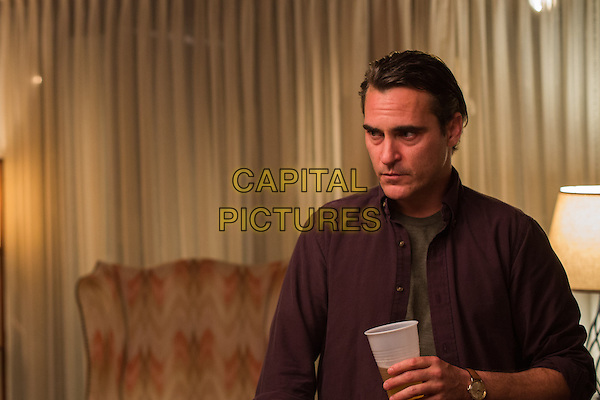 Joaquin Phoenix  <br /> in Irrational Man (2015) <br /> *Filmstill - Editorial Use Only*<br /> CAP/NFS<br /> Image supplied by Capital Pictures