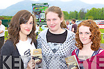 Having fun at Killarney Races on Sunday was l-r: Rebecca Mulcahy, Clodagh Coffey and Leonie Lyne Killarney   Copyright Kerry's Eye 2008