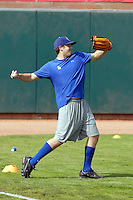 Blake Smith - Ogden Raptors (2009 Pioneer League)..Photo by:  Bill Mitchell/Four Seam Images..