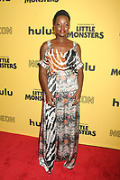 """08 October 2019 - New York, New York - Lupita Nyong'o. """"Little Monsters"""" New York Premiere held at AMC Lincoln Square Theater. <br /> CAP/MPI/ADM<br /> ©ADM/MPI/Capital Pictures"""