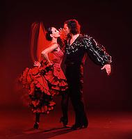 Flamenco dancers<br />