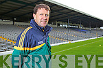 Kerry Senior Football Team Manager Jack O'Connor.