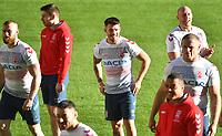 England Captains Run - 26 Oct 2018