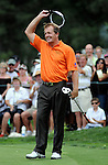 02 August 2008:  Fred Funk on the 18th during the 3rd round of the 2008 US Senior Open Championship at The Broadmoor, Colorado Springs, CO.