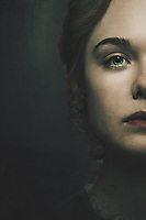 Mary Shelley (2017) <br /> Promotional art with Elle Fanning<br /> *Filmstill - Editorial Use Only*<br /> CAP/MFS<br /> Image supplied by Capital Pictures
