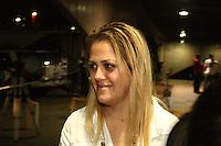 SAO PAULO, SP, 17 DE SETEMBRO DE 2013 -  CASO BIANCA CONSOLI. 31 anos foi a pena dada ao motoboy Sandro Dota (42), acusado de estuprar e matar a ex-cunhada, Bianca Consoli, quando ela tinha 19 anos, em 2011, pela Juíza Dra. Fernanda Afonso de Almeida proferiu a sentença, sendo 23 pelo assassinato e 08 pelo estupro, no Fórum Criminal Ministro Mário Guimarães – Barra Funda – zona oeste da Capital. FOTO: MAURICIO CAMARGO / BRAZIL PHOTO PRESS