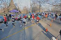 Reindeer Romp 4K Louisville, KY 10 December 2011